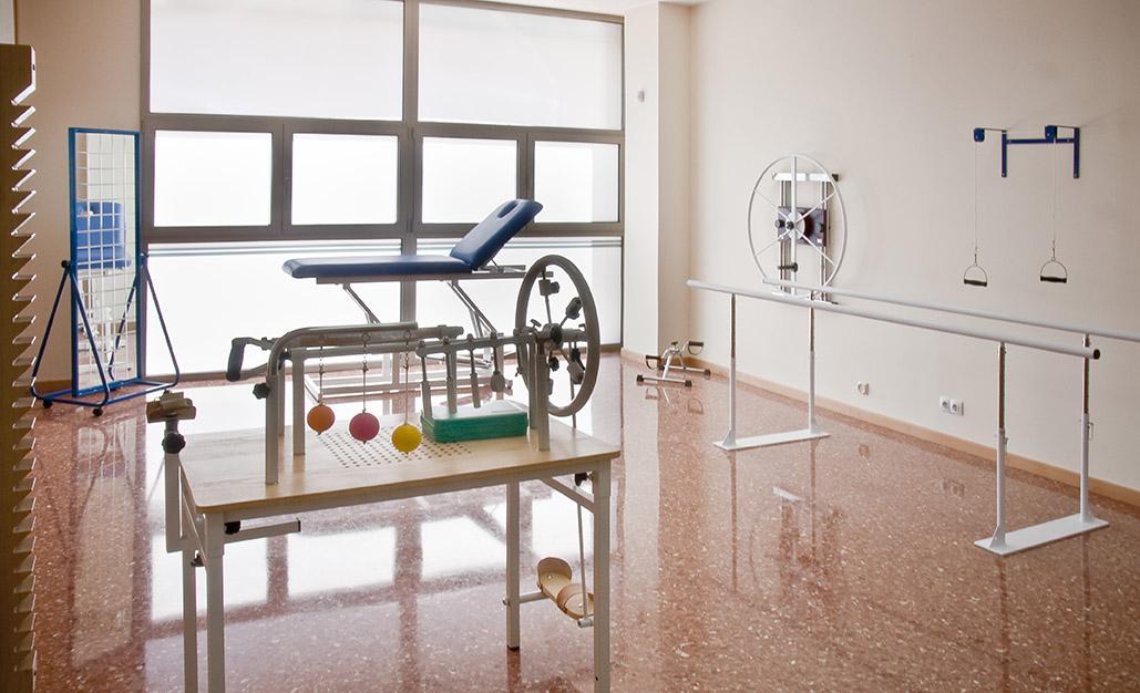 Conoce las intalaciones de nuestro centro de dia en - Mobiliario de gimnasio ...